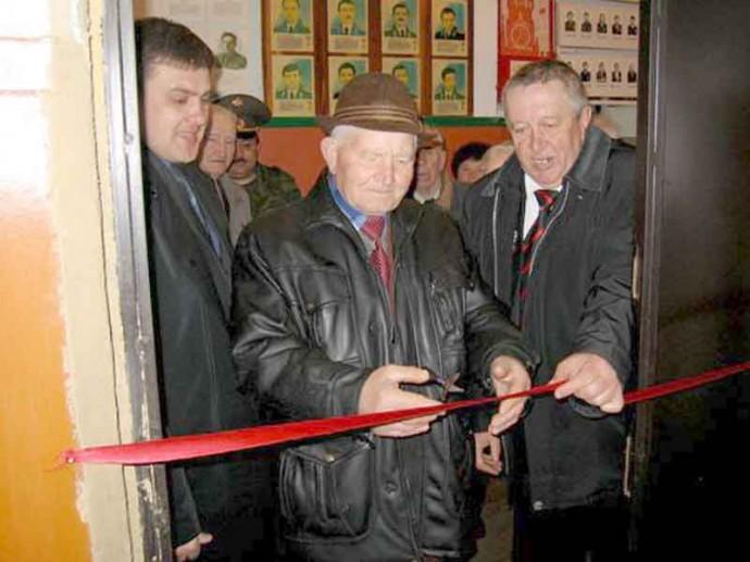 Музей - ДОСААФ Тербуны