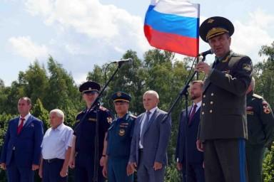 Фестиваль «Воин России» на тамбовской земле