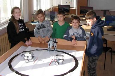 В РО ДОСААФ России Липецкой области открылся кружок робототехники