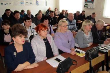 Пленум и конференция в Липецке