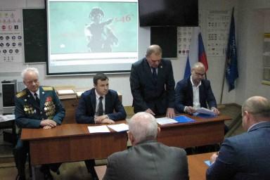 В РО ДОСААФ России Липецкой области подвели предварительные итоги подготовки граждан по ВУС