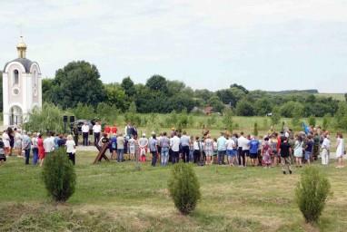 День памяти и скорби на мемориале «Тербунский рубеж»