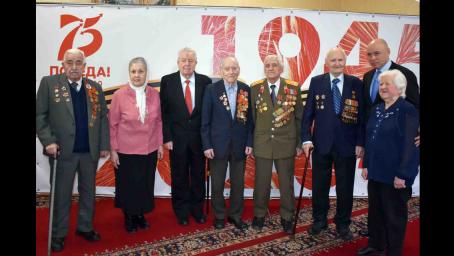 Заседание совета «Победа» в Липецкой области