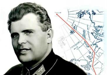 Юбилею М.В. Водопьянова посвящается