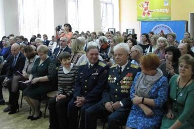 В Липецке открыли бюст одного из первых Героев Советского Союза