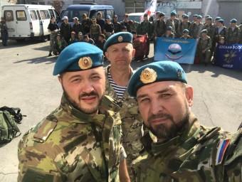 Военно-патриотическое воспитание населения на базе отдыха «Дружба»