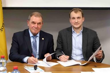Подписано соглашение о сотрудничестве с Российским военно-историческим обществом